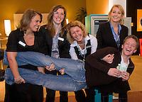 22-2-08, Netherlands, Rotterdam,  ABNAMROWTT 2008, kluiskraker