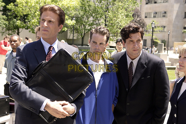 TED DANSON, JAMES OLIVER & DANIEL BALDWIN.in Our Fathers.*Editorial Use Only*.www.capitalpictures.com.sales@capitalpictures.com.Supplied by Capital Pictures.