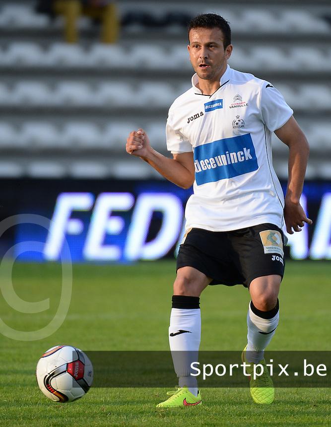 KSV Roeselare : Marcos Camozzato <br /> foto VDB / BART VANDENBROUCKE