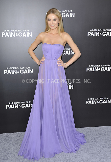 WWW.ACEPIXS.COM....April 22 2013, LA....Bar Paly arriving at the 'Pain & Gain' premiere held at TCL Chinese Theatre on April 22, 2013 in Hollywood, California. ....By Line: Peter West/ACE Pictures......ACE Pictures, Inc...tel: 646 769 0430..Email: info@acepixs.com..www.acepixs.com