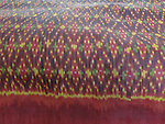 ATS-214  NO LONGER AVAIL VINTAGE CAMBODIA IKAT SARONG