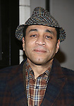 Harry Lennix attend the Manhattan Theatre Club's Broadway debut of August Wilson's 'Jitney' at the Samuel J. Friedman Theatre on January 19, 2017 in New York City.