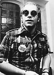 Elton John 1973 Rocket Records launch party..Photo by Chris Walter/Photofeatures..