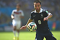 Mathieu Valbuena (FRA), JULY 4, 2014 - Football / Soccer : FIFA World Cup Brazil 2014 quarter-finals match between France 0-1 Germany at Estadio do Maracana in Rio de Janeiro, Brazil. (Photo by FAR EAST PRESS/AFLO)