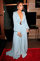 LOS ANGELES - JAN 11:  Jennifer Lopez at the 2020 Los Angeles Critics Association (LAFCA) Awards Ceremony - Arrivals at the InterContinental Hotel on January 11, 2020 in Century City, CA