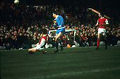 Fleetwood V Blackpool FA Cup 1st Round Nov 1980
