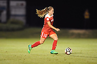 Boyds, MD - Saturday August 26, 2017: Estefanía Banini during a regular season National Women's Soccer League (NWSL) match between the Washington Spirit and the Chicago Red Stars at Maureen Hendricks Field, Maryland SoccerPlex.