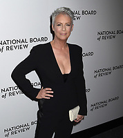 08 January 2020 - New York, New York - Jamie Lee Curtis at the National Board of Review Annual Awards Gala, held at Cipriani 42nd Street. Photo Credit: LJ Fotos/AdMedia