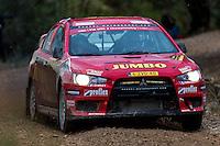 The World Rally Car RACC Catalunya Costa Dourada 2016 / Rally Spain, in Catalunya, Spain. October 15, 2016. (ALTERPHOTOS/Rodrigo Jimenez) NORTEPHOTO.COM