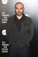 David Lowery<br /> at the Sundance Film Festival:London opening photocall, Picturehouse Central, London.<br /> <br /> <br /> &copy;Ash Knotek  D3270  01/06/2017