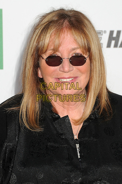 Penny Marshall.The L.A. Premiere of 'Ted' held at The Grauman's Chinese Theatre in Hollywood, California, USA..June 21st, 2012.headshot portrait black sunglasses shades  .CAP/ADM/BP.©Byron Purvis/AdMedia/Capital Pictures.