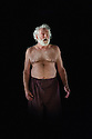 HERE WE GO, by Caryl Churchill, opens in the Lyttelton Theatre at the National Theatre, Southbank. The cast comprises: Madeline Appiah, Susan Engel, Patrick Godfrey, Hazel Holder, Joshua James, Amanda Lawrence, Eleanor Matsuura, Alan Williams. Picture shows: Patrick Godfrey (Old Man).