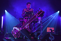 MIAMI BEACH, FL - NOVEMBER 06: Thievery Corporation performs at the Fillmore on November 6, 2019 in Miami Beach, Florida.         <br /> CAP/MPI04<br /> ©MPI04/Capital Pictures