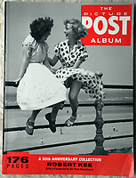 Pictured: Cover of the Picture Post showing the picture of Pat Stewart (R).<br /> Re: 77 year old Pat Stewart (nee Wilson) who now lives near Llantwit Major in the Vale of Glamorgan, south Wales claims she is one of the two young ladies in an iconic image taken by photographer Bert Hardy at Blackpool Promenade in July 1951, alongside fellow Tiller girl Wendy Clarke. Stewart is alleging that another woman, Norma Edmondson who has been claiming that it is her in the picture, is a fraud.<br /> THE COPYRIGHT OF THE IMAGE ON THE ITEM DEPICTED BELONGS TO BERT HARDY / GETTY IMAGES AND IS ONLY SUPPLIED TO SUPPORT PAT STEWART'S CLAIMS
