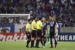 (L-R) Makoto Hasebe, Maya Yoshida, (JPN), SEPTEMBER 1, 2016 - Football / Soccer :<br /> FIFA World Cup Russia 2018 Asian Qualifier<br /> Final Round Group B<br /> between Japan 1-2 United Arab Emirates<br /> at Saitama Stadium 2002, Saitama, Japan.<br /> (Photo by Yusuke Nakanishi/AFLO SPORT)