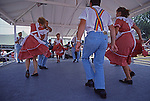 Kutztown PA Dutch Festival, Berks Co PA, Crafts, German Folk Dancing