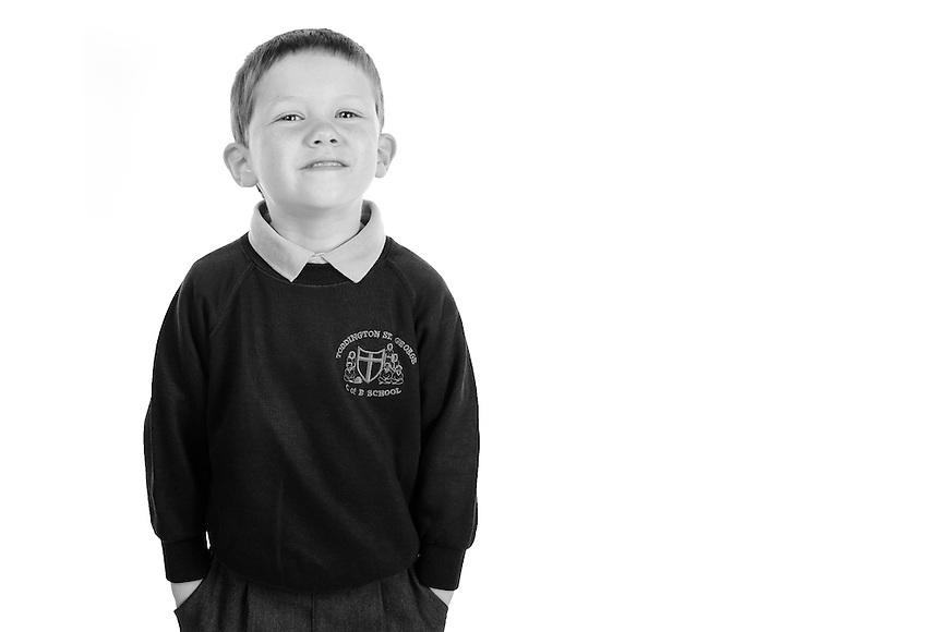 School Portrait Photography