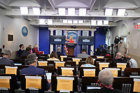 June 10, 2020 - Washington, DC, United States: White House Press Secretary Kayleigh McEnany conducts a press briefing in the Brady Press Briefing Room of the White House in Washington, DC on Wednesday, June 10, 2020.<br /> Credit: Chris Kleponis / Pool via CNP/AdMedia