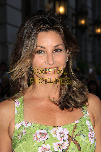 NEW YORK, NY - JULY 17: Gina Gershon at the New York Premiere of &quot;Magic in the Moonlight&quot; at the Paris Theatre on July 17, 2014 in NEW YORK CITY<br /> CAP/LNC/TOM<br /> &copy;TOM/LNC/Capital Pictures