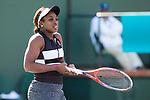 Stephanie Vogele (SUI) defeats Sloane Stevens (USA)