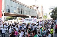 SÃO PAULO, SP - 22.06.2013: MANIFESTAÇÃO PEC 37 - Manifestantes contra a PEC 37 lotam a Av Paulista em frente ao MASP em São Paulo neste sabado (22). (Foto: Marcelo Brammer/Brazil Photo Press)