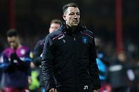 Aston Villa Assistant Coach, John Terry during Brentford vs Aston Villa, Sky Bet EFL Championship Football at Griffin Park on 13th February 2019