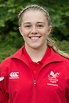Lauren Smyth<br /> <br /> Team Wales team photo prior to leaving for the Bahamas 2017 Youth commonwealth games - Sport Wales National centre - Sophia Gardens  - Saturday 15th July 2017 - Wales <br /> <br /> &copy;www.Sportingwales.com - Please Credit: Ian Cook - Sportingwales