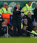 Everton manager Ronald Koeman during the English Premier League match at Goodison Park, Liverpool. Picture date: December 19th, 2016. Photo credit should read: Lynne Cameron/Sportimage