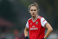 Vivianne Miedema of Arsenal during Arsenal Women vs Liverpool Women, Barclays FA Women's Super League Football at Meadow Park on 24th November 2019