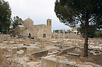 Paphos, Pafos, St. Pauls Church,  Cyprus, Zypern.