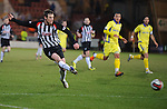 Andy Kirk scores for Dunfermline