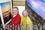 EXHIBITION: Photographer Steve Baker and artist Honore Kennedy are ready to officially launch their photography and artwork in the Tom Crean Business Centre this Friday (tomorrow).    Copyright Kerry's Eye 2008