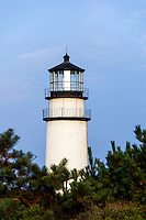 Cape Cod Lighthouse, Truro, Cape Cod, Massachusetts, USA Also known as Highland Lighthouse.