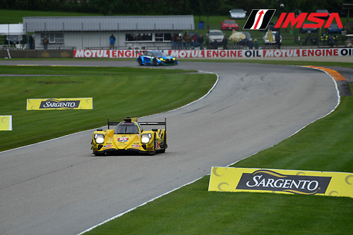 IMSA WeatherTech SportsCar Championship<br /> Continental Tire Road Race Showcase<br /> Road America, Elkhart Lake, WI USA<br /> Friday 4 August 2017<br /> 85, ORECA, P, Misha Goikhberg, Stephen Simpson<br /> World Copyright: Richard Dole<br /> LAT Images<br /> ref: Digital Image DSC_5431