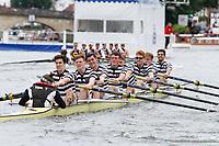 Race 43 - Temple - Cal Berkeley vs Trinity College Dublin