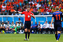 Nicola Rizzoli (Referee), JUNE 13, 2014 - Football / Soccer : FIFA World Cup Brazil 2014 Group B match between Spain 1-5 Netherlands at Arena Fonte Nova in Salvador, Brazil. (Photo by D.Nakashima/AFLO)