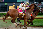 May 4, 2019 : #20 Country House, ridden by Flavien Prat, wins the 145th Kentucky Derby based on a jockey's objection on Kentucky Derby Day at Churchill Downs on May 4, 2019 in Louisville, Kentucky.Scott Serio/Eclipse Sportswire/CSM