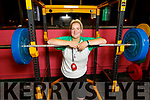 Rachel O'Connor from Knockmoyle, member of the Dynamic Powerlifting Club in Tralee, who won a Bronze medal for 150kg Squat, 73kg Bench and a 150 kg deadlift in the World Powerlifting Championships event in Canada last weekend.