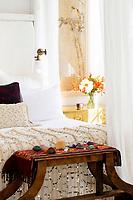 Ethnic bedroom