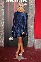 Sarah Jayne Dunn at The British Soap Awards 2019 arrivals. The Lowry, Media City, Salford, Manchester, UK on June 1st 2019<br /> CAP/ROS<br /> ©ROS/Capital Pictures