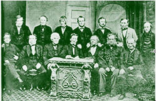 Historia del Cooperativismo