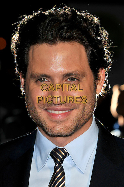 EDGAR RAMIREZ.London Critics' Circle Film Awards at BFI Southbank, London, England..February 10th 2011.ALFS headshot portrait black blue stubble facial hair .CAP/PL.©Phil Loftus/Capital Pictures.