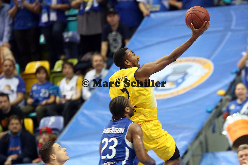 Dru Joyce (EWE)- Fraport Skyliners vs. EWE Baskets Oldenburg, Fraport Arena Frankfurt