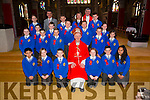Mr Costello Sixth class students from CBS primary were confirmed by Bishop Ray Browne and  Fr. Sean Hanafin at St. John's Church Tralee on Thursday