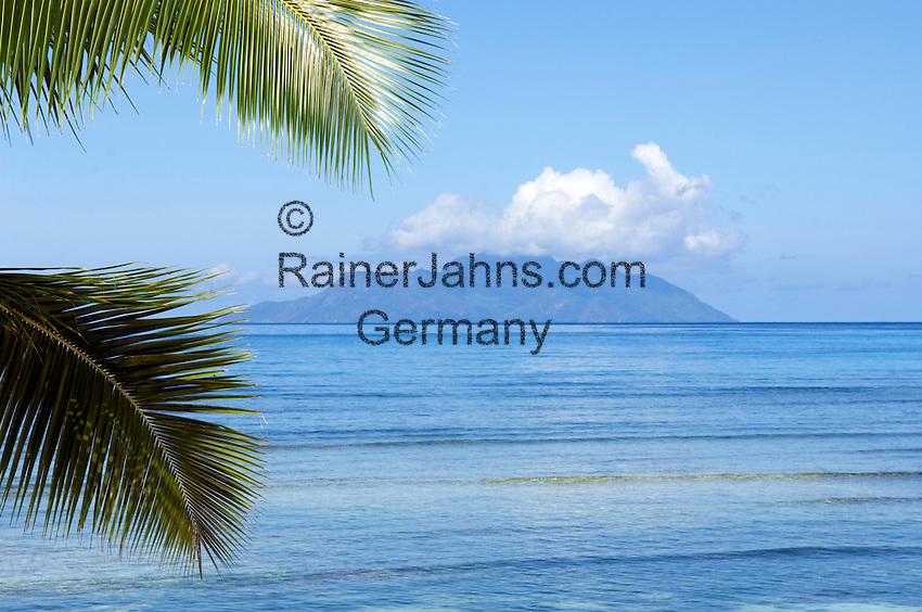 Seychelles, Island Mahe, Anse Beau Vallon: beach