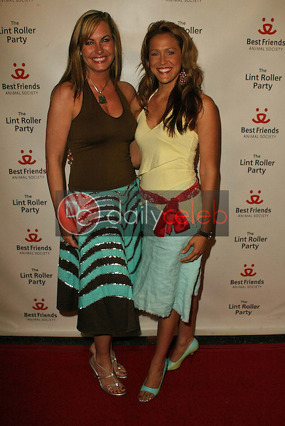 Kristen Kirchner and Stephanie Myers<br />
