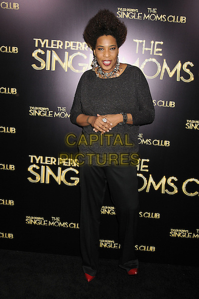 10 March 2014 - Hollywood, California - Macy Gray. &quot;The Single Moms Club&quot; Los Angeles Premiere held at Arclight Cinemas. <br /> CAP/ADM/BP<br /> &copy;Byron Purvis/AdMedia/Capital Pictures