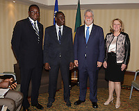 Montreal, CANADA, June, 2015  File Photo<br /> <br /> philippe couillard<br /> , Quebec Premier<br /> , attend the The International Economic Forum of the Americas<br /> <br /> Photo :   Pierre Roussel - AQP