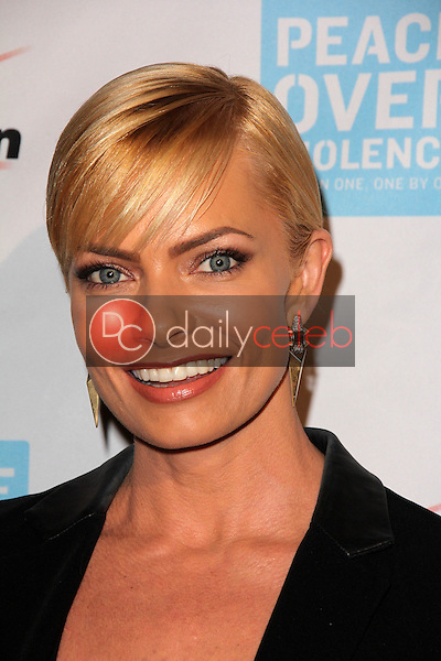 Jaime Pressly<br /> at the 44th Annual Peace Over Violence Humanitarian Awards, Dorothy Chandler Pavilion, Los Angeles, CA 10-16-15<br /> David Edwards/Dailyceleb.com 818-249-4998