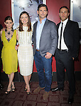 Kate Mara,Olivia Wilde,Eric Bana and Charlie Hunnam at The Magnolia Pictures L.A. Premiere of DEADFALL held at The Arclight Theatre in Hollywood, California on November 29,2012                                                                               © 2012 Hollywood Press Agency